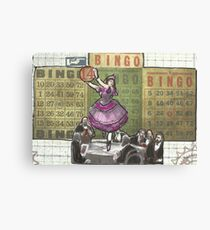 What Really Goes On At Board Meetings.. Canvas Print