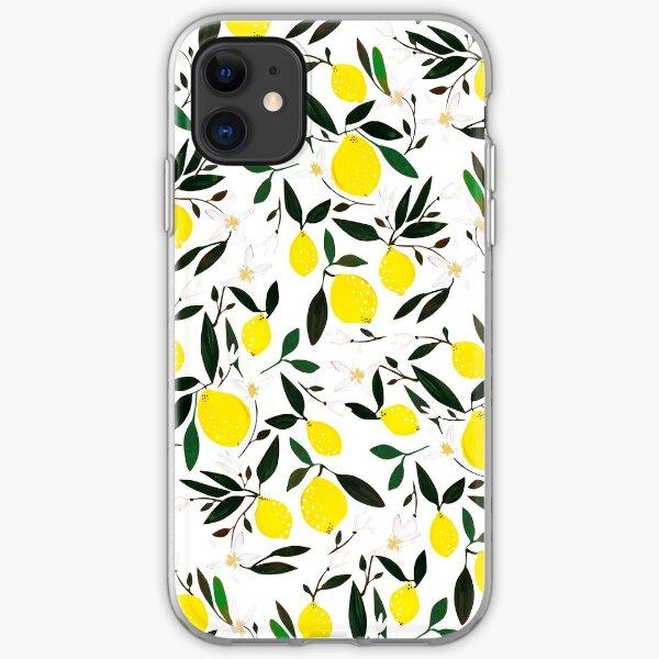 Lemons! iPhone Soft Case