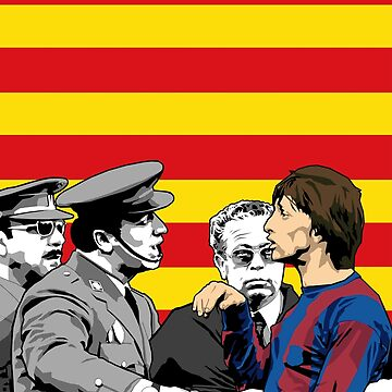 Cruyff - Catalonia Pride by michaelatkinson