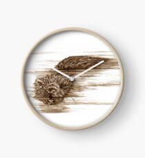 A Little Otter! Clock