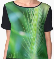 Macro photography Women's Chiffon Top