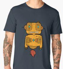 Vintage Robot Men's Premium T-Shirt