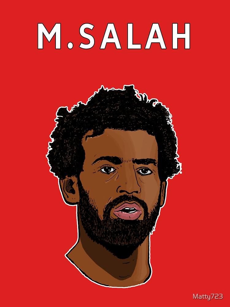 Mo Salah - 11 by Matty723