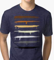 Bear Pride Colors Tri-blend T-Shirt
