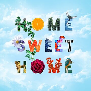 HOME SWEET HOME by TamasinLangton