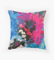 Reef Reflections III Throw Pillow