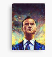 Mycroft Canvas Print