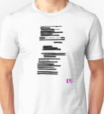 Untitled (Violet), (2017) T-Shirt