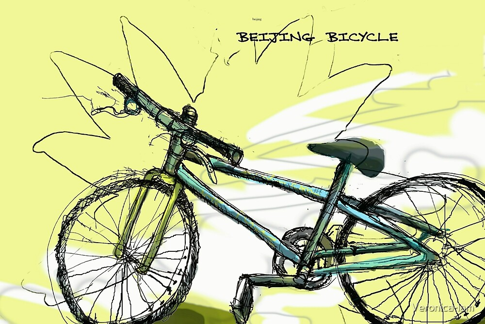 Bicycle by Veronica-lam
