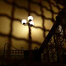 shadows from a Victorian hallway by ragman