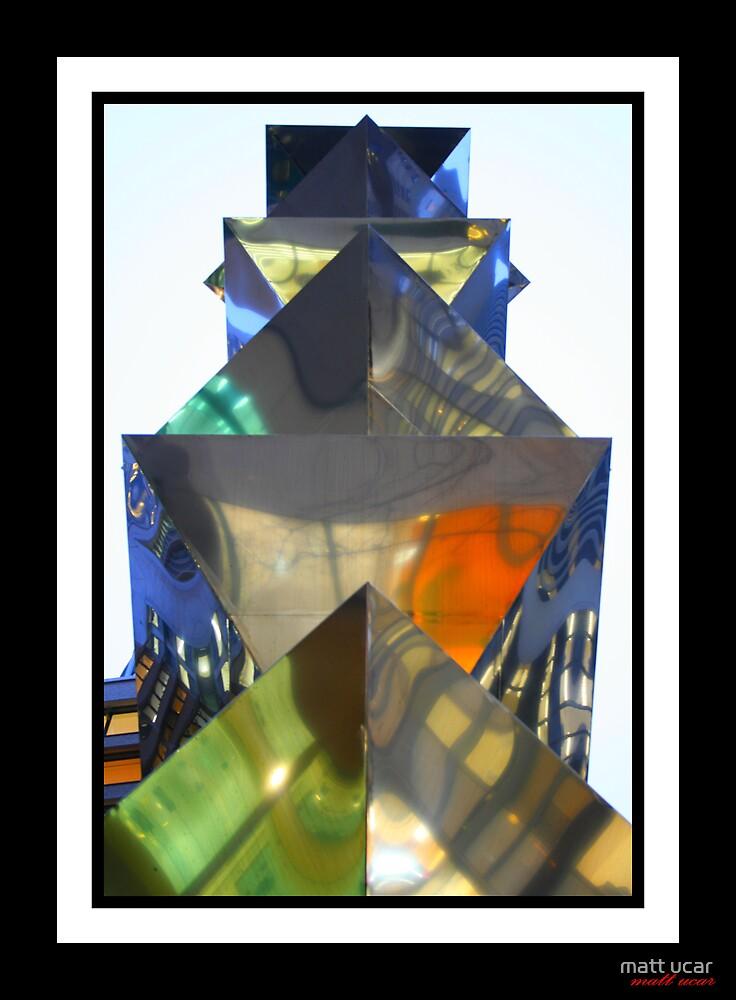 sculpture by matt ucar