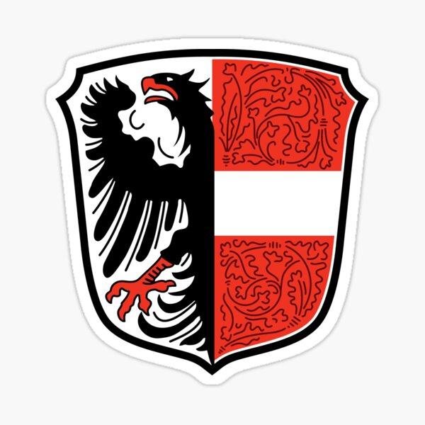 Garmisch-Partenkirchen Wappen, Deutschland Sticker