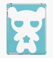 Lazy Bear Baby Blue iPad Case/Skin