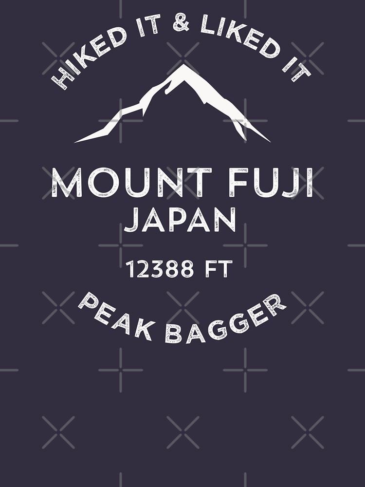 Mount Fuji Japan-Hiking by broadmeadow