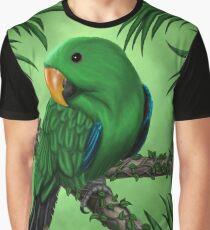 Eclectus parrot Graphic T-Shirt