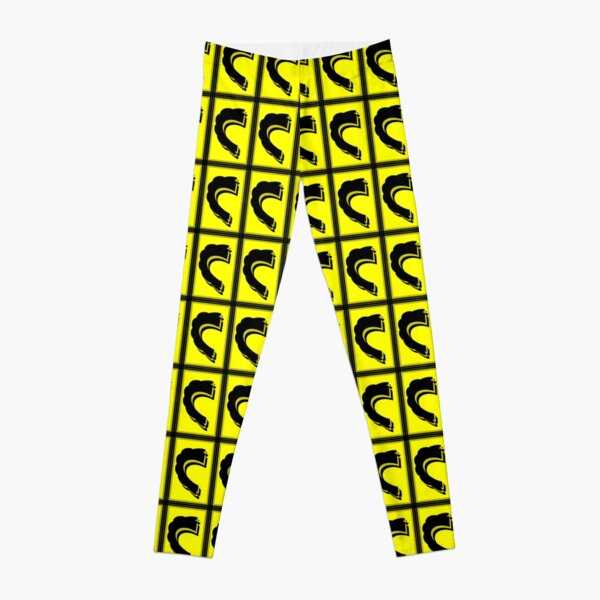 The Alphabet  The letter C Leggings