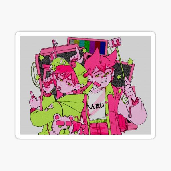 Static Sticker