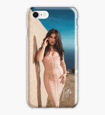 LAUREN photoshoot iPhone Case/Skin