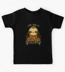 Sloth Life Kids Tee