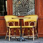Two Chairs by cclaude