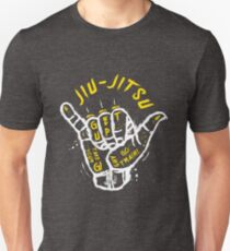 Jiu-jitsu. Go train! 2 Unisex T-Shirt