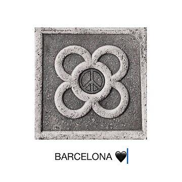 Pray for Barcelona by Bsbodyache