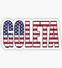 Goleta Sticker