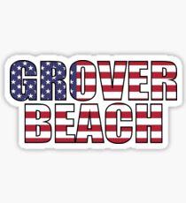 Grover Beach Sticker