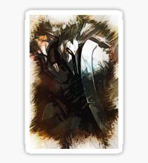League of Legends FULL METAL PANTHEON Sticker