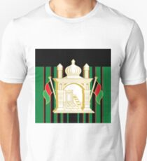 Afghanistan World Series Cricket Barcode T-Shirt