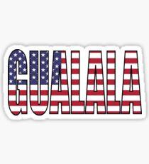 Gualala Sticker