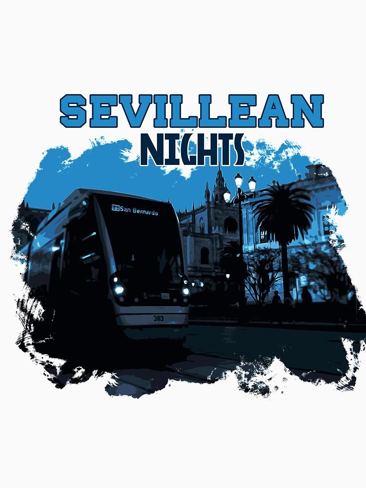 Sevillean Night  by ErianAndre