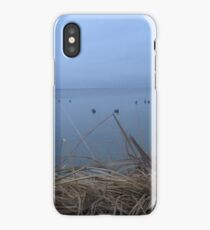 Early Morning Duck Hunt iPhone Case/Skin