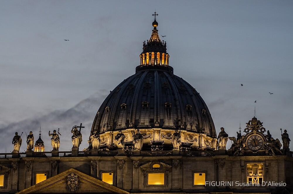 The Dome by Susanna D'Aliesio