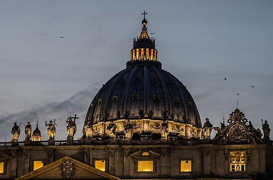 The Dome by FIGURINI Susanna D'Aliesio