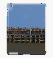 Thames Riverside iPad Case/Skin