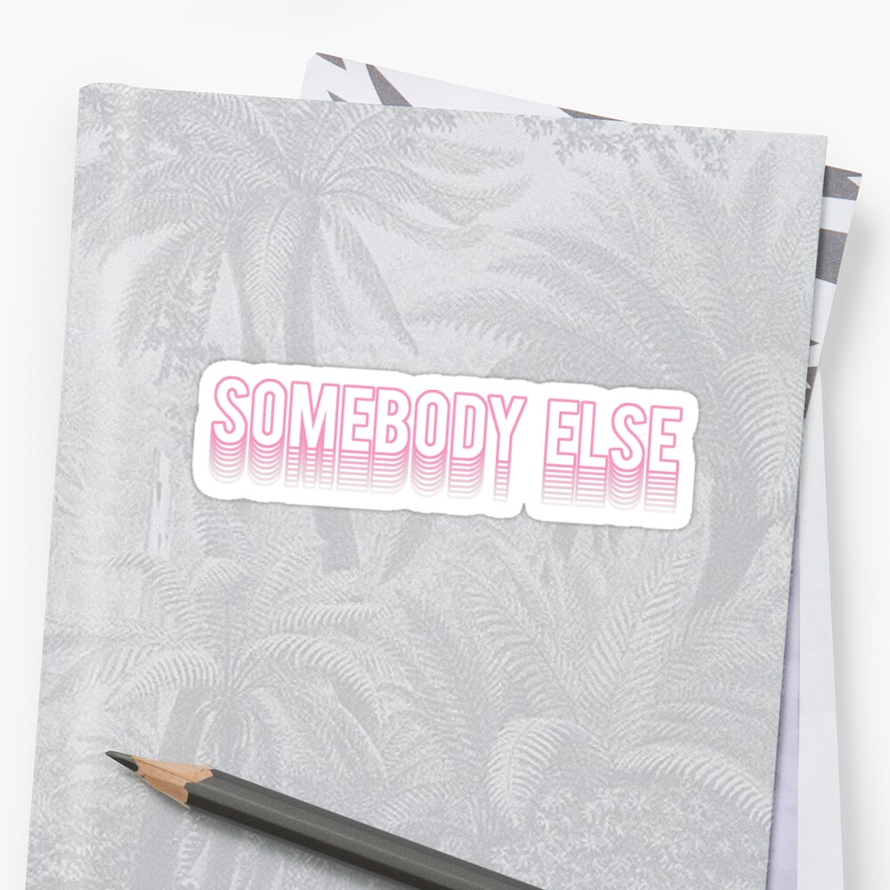 Somebody else by alexabay