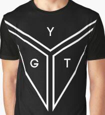 Double Positive YGT Representative v1.0 Graphic T-Shirt