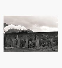 Glenfinnan (Harry Potter) Viaduct Photographic Print