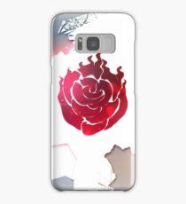 A Borken Rose Samsung Galaxy Case/Skin