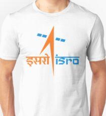 ISRO (Indian Space Research Organization) Logo Unisex T-Shirt