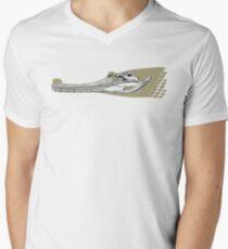 Ganges King Mens V-Neck T-Shirt