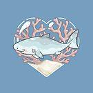 CHEW, the Sleeper Shark by bytesizetreas