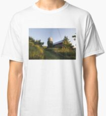 Rural Barn and Silo Classic T-Shirt