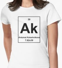 AK Element Women's Fitted T-Shirt