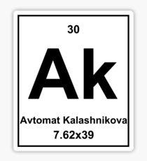 Pegatina Elemento AK