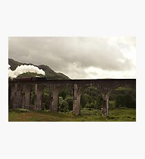 "Glenfinnan ""Harry Potter"" Viaduct Photographic Print"