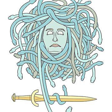 Medusa by AHundredAtlas