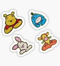 Winnie and Pals Sticker