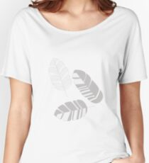Tropical pattern 019 Women's Relaxed Fit T-Shirt